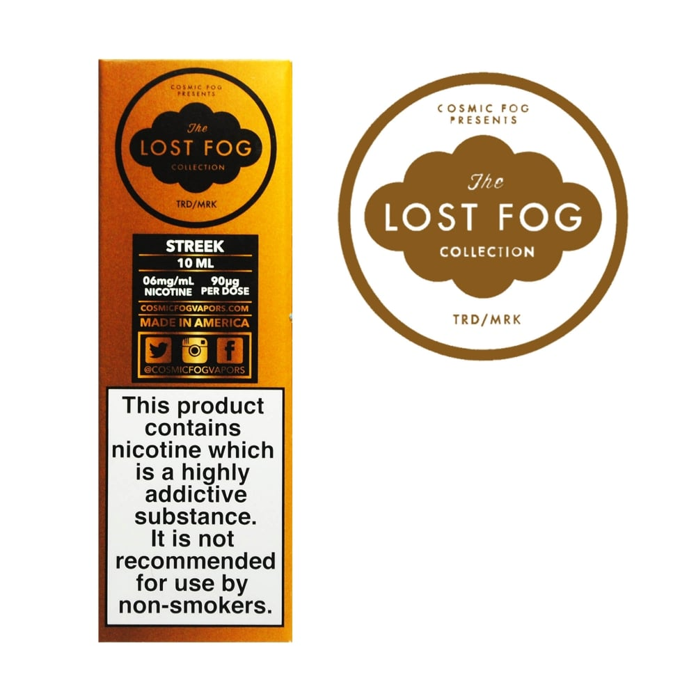 The lost Fog collection- Streek 10ml