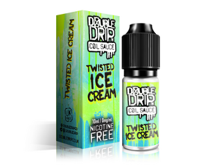 Double Drip- Twisted Ice Cream 10ml
