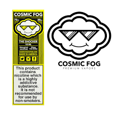 Cosmic Fog- The shocker 10ml
