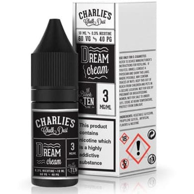 Charlie's Chalk Dust- Dream cream 10ml