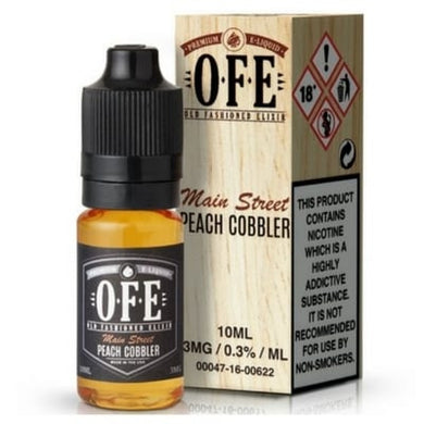 OFE- Peach Cobbler 10ml