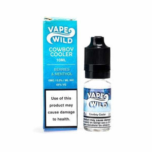 Vape Wild- Cowboy Cooler 10ml