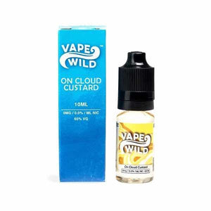 Vape Wild- On Cloud Custard 10ml