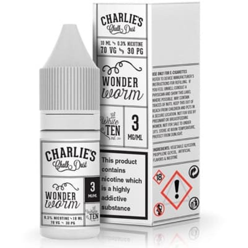 Charlie's Chalk Dust- Wonder worm 10ml