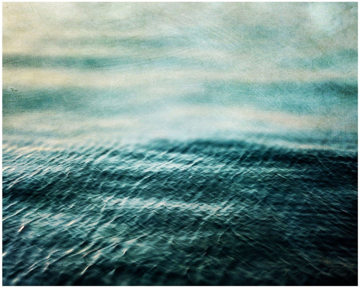 Lisa Russo Fine Art Abstract Art Tempest Sea