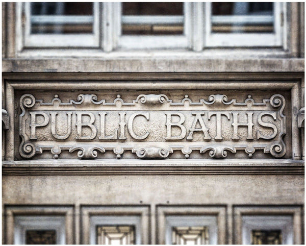 Lisa Russo Fine Art Bathroom & Laundry Room Public Baths • London