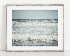 Lisa Russo Fine Art Beach Decor Ocean Spray <br>Beach Home Decor