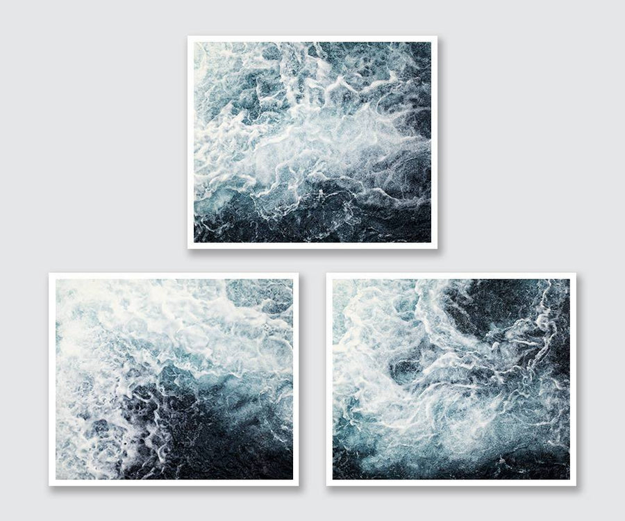 Lisa Russo Fine Art Beach Decor San Marcos • Set of 3
