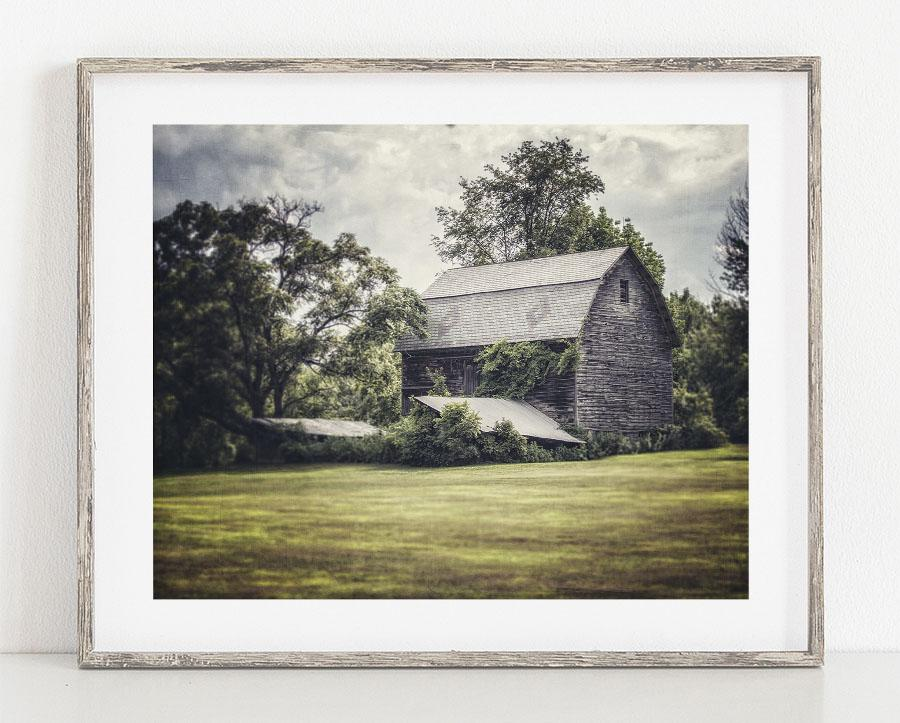Lisa Russo Fine Art Farmhouse and Rustic Decor A Sense of Place <br>Rustic Farmhouse Decor