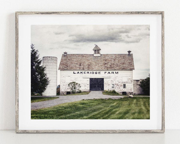 Lakeridge Farm in Summer