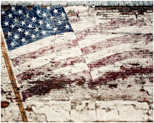 Lisa Russo Fine Art Farmhouse and Rustic Decor Stars and Stripes in the Heart of Texas