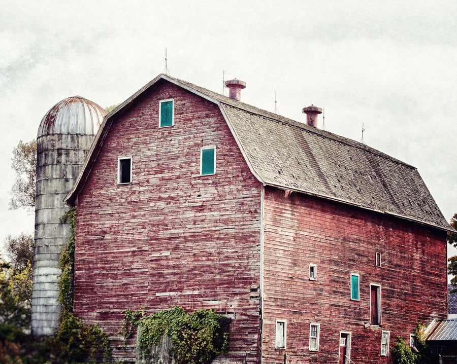 The Tall Barn