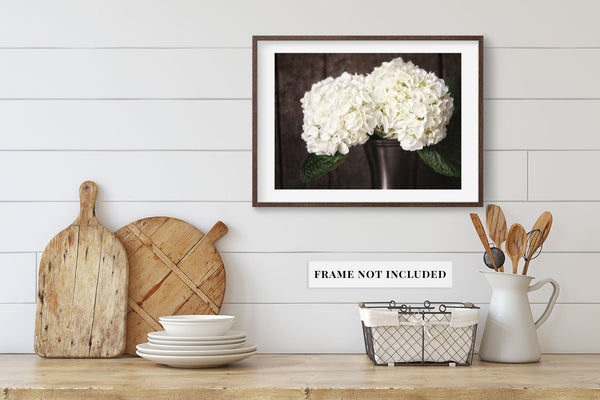 Lisa Russo Fine Art Nature Photography Country Hydrangeas