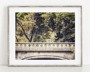 Lisa Russo Fine Art Travel Photography Dalehead Arch Bridge <br>New York City Photography