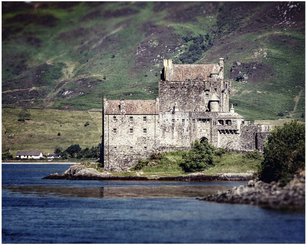 Lisa Russo Fine Art Travel Photography Eilean Donan Castle • Loch Duich, Scotland