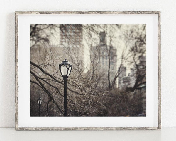 Lisa Russo Fine Art Travel Photography Lamps of the Upper East Side <br>New York City Photography