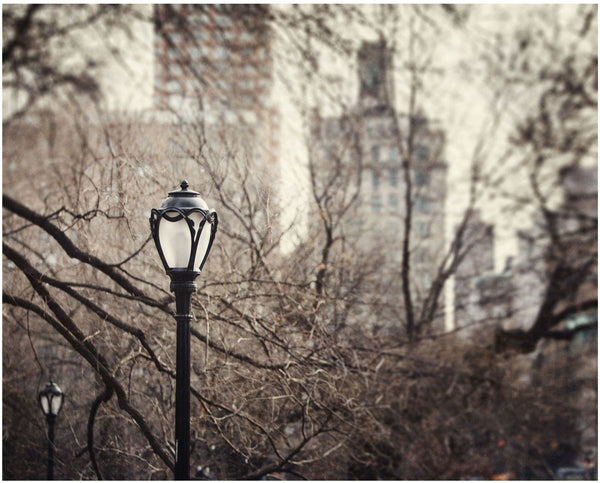 Lisa Russo Fine Art Travel Photography Lamps of the Upper East Side • New York City
