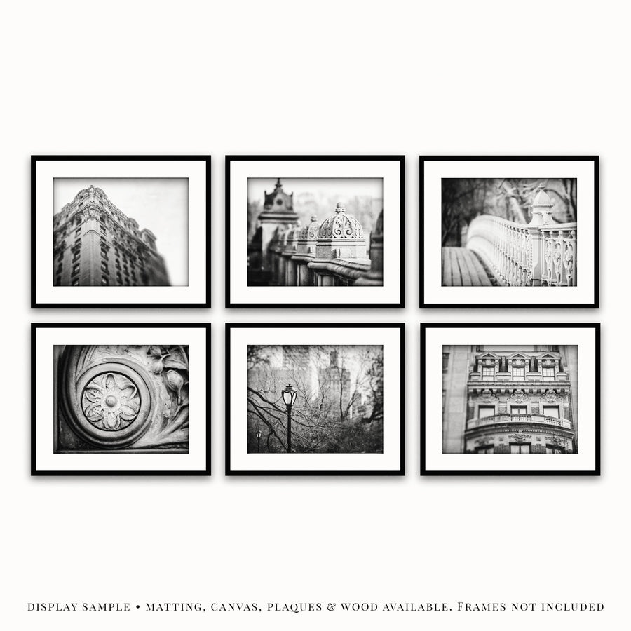 Lisa Russo Fine Art Travel Photography New York Architecture • Set of 6