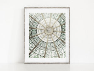 Lisa Russo Fine Art Travel Photography Pennsylvania Capitol Rotunda <br>Modern Wall Art