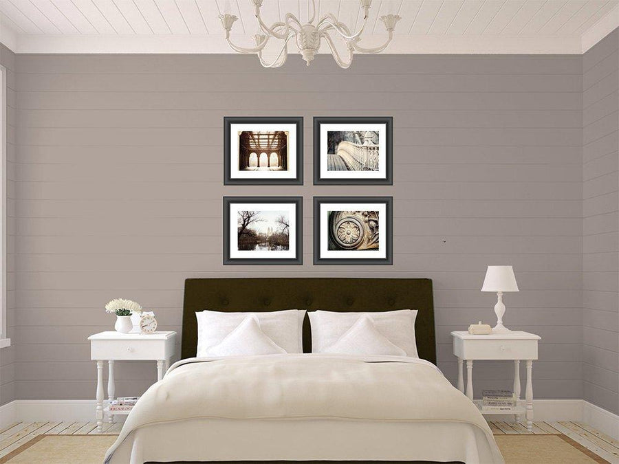 Lisa Russo Fine Art Travel Photography Sights of New York City • Set of 4
