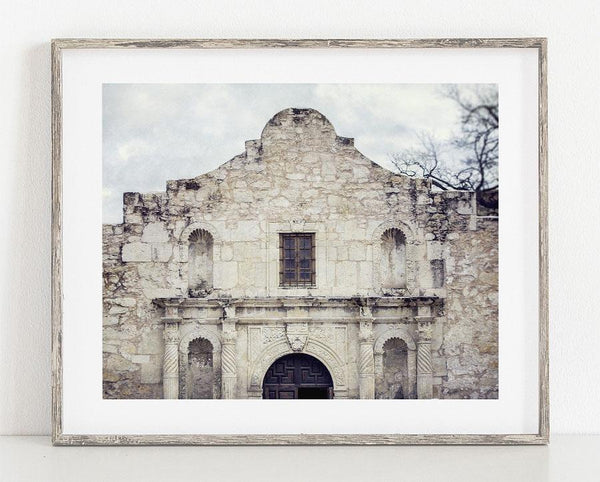 Lisa Russo Fine Art Travel Photography The Alamo <br>San Antonio Texas Photography