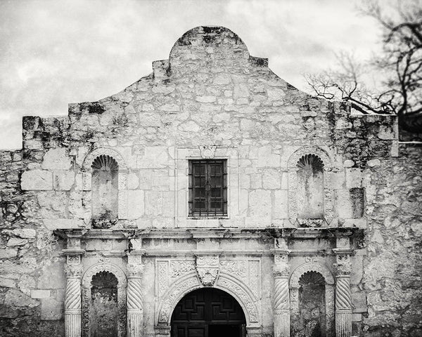 Lisa Russo Fine Art Travel Photography The Alamo • San Antonio, Texas
