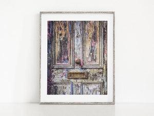 Lisa Russo Fine Art Travel Photography The Bohemian Door <br>Boho London Photography