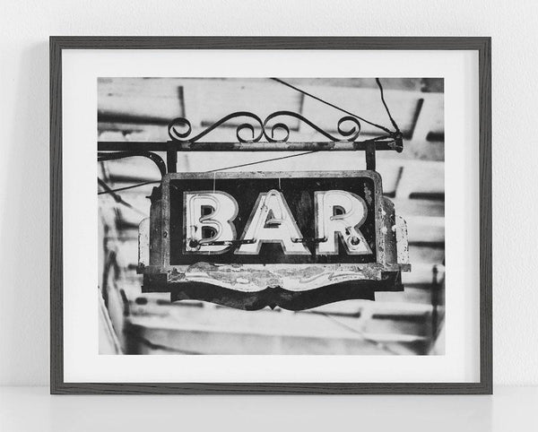 Lisa Russo Fine Art Travel Photography Tujague's Bar <br>French Quarter New Orleans