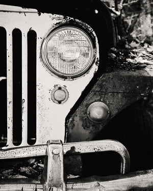 Jeep Willys WWII