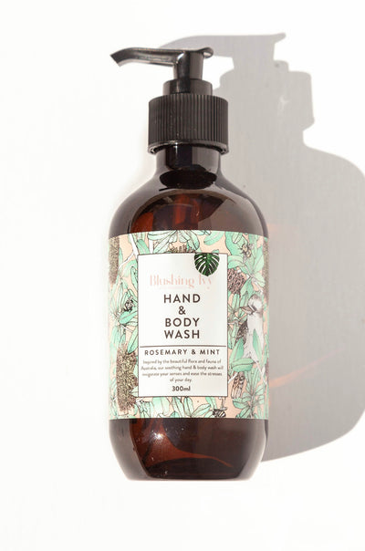 Hand & Body Wash - Rosemary & Mint