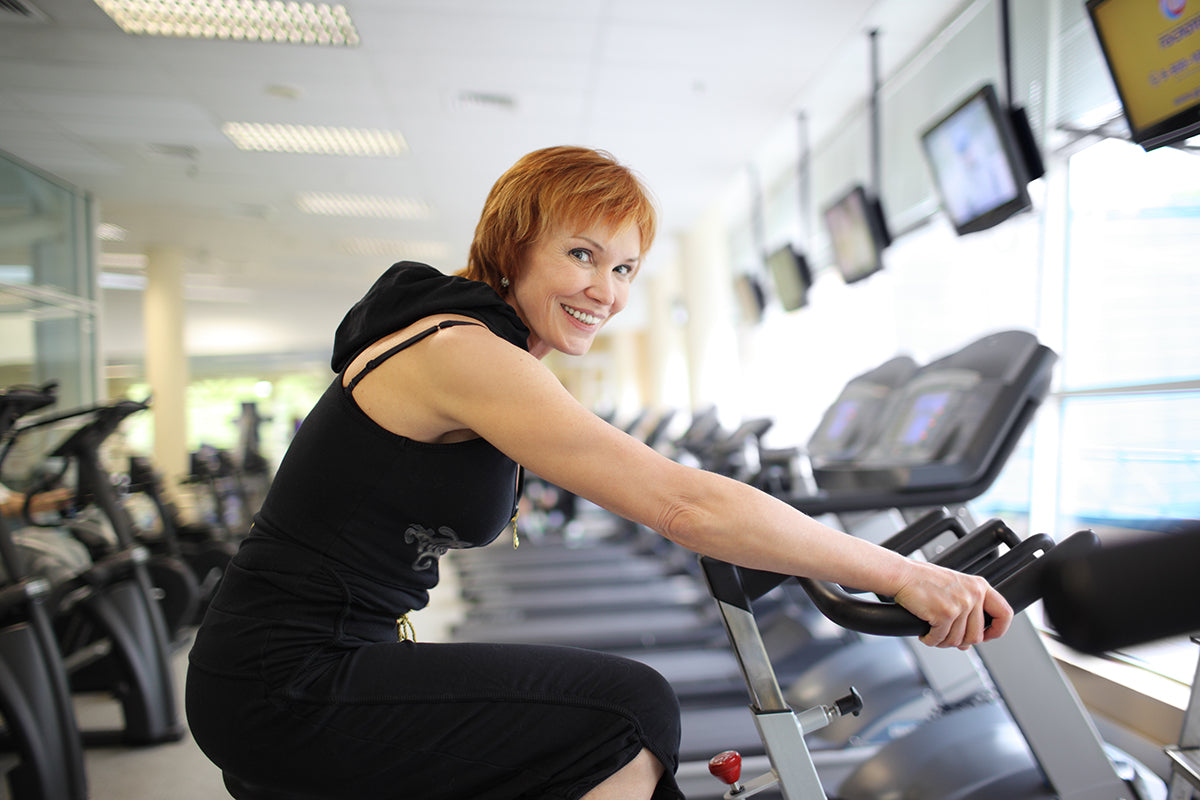 Commit to Aerobic Exercise for Body and Brain Health
