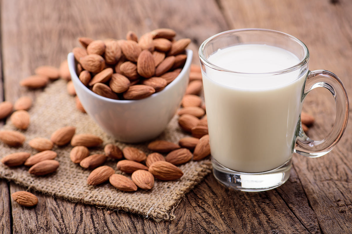 Can't Stomach Dairy? Try These Delicious Plant-Powered Milks