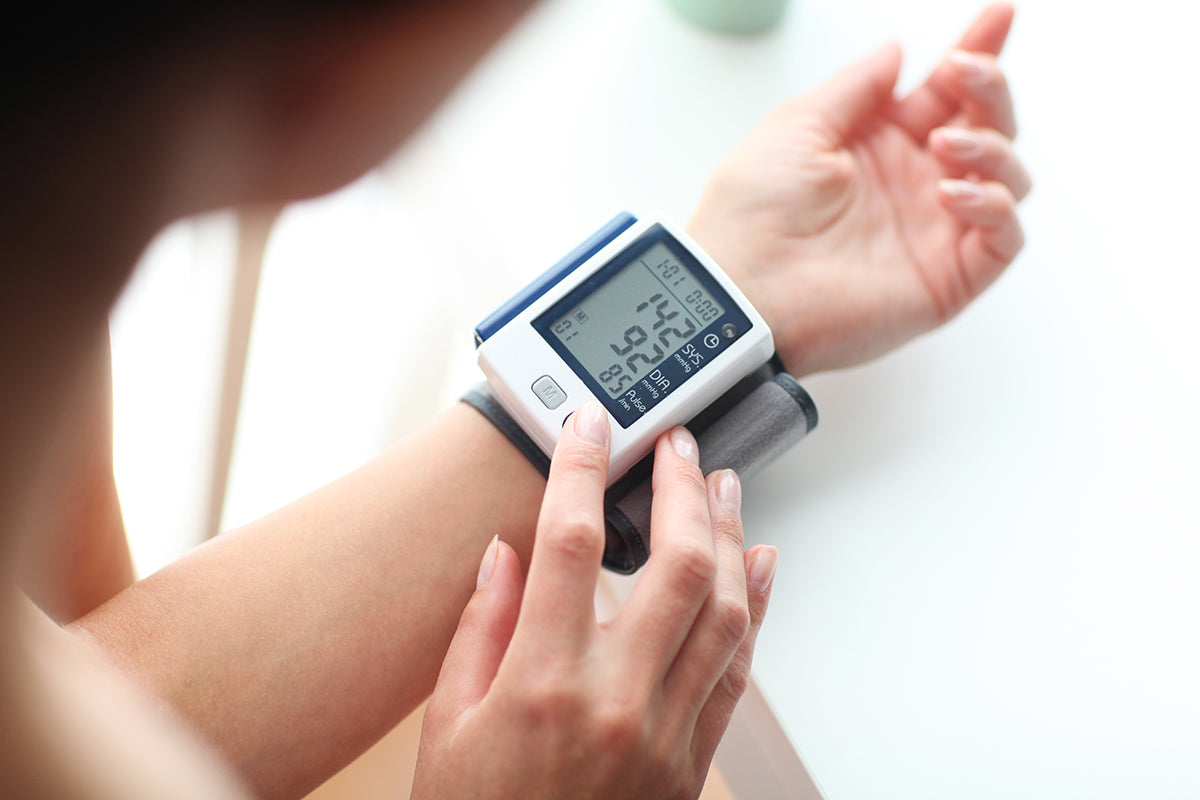 The Silent Killer: High Blood Pressure