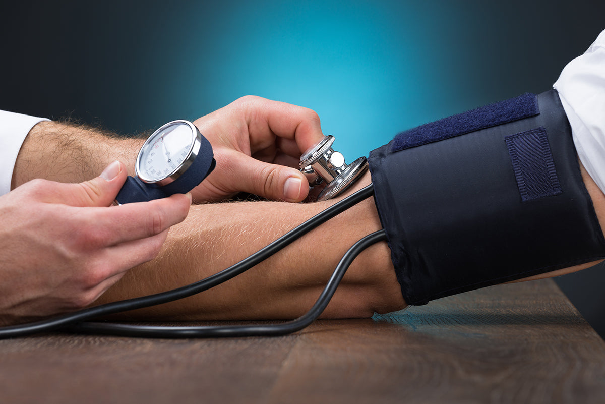 What Contributes to High Blood Pressure (and What Prevents It)