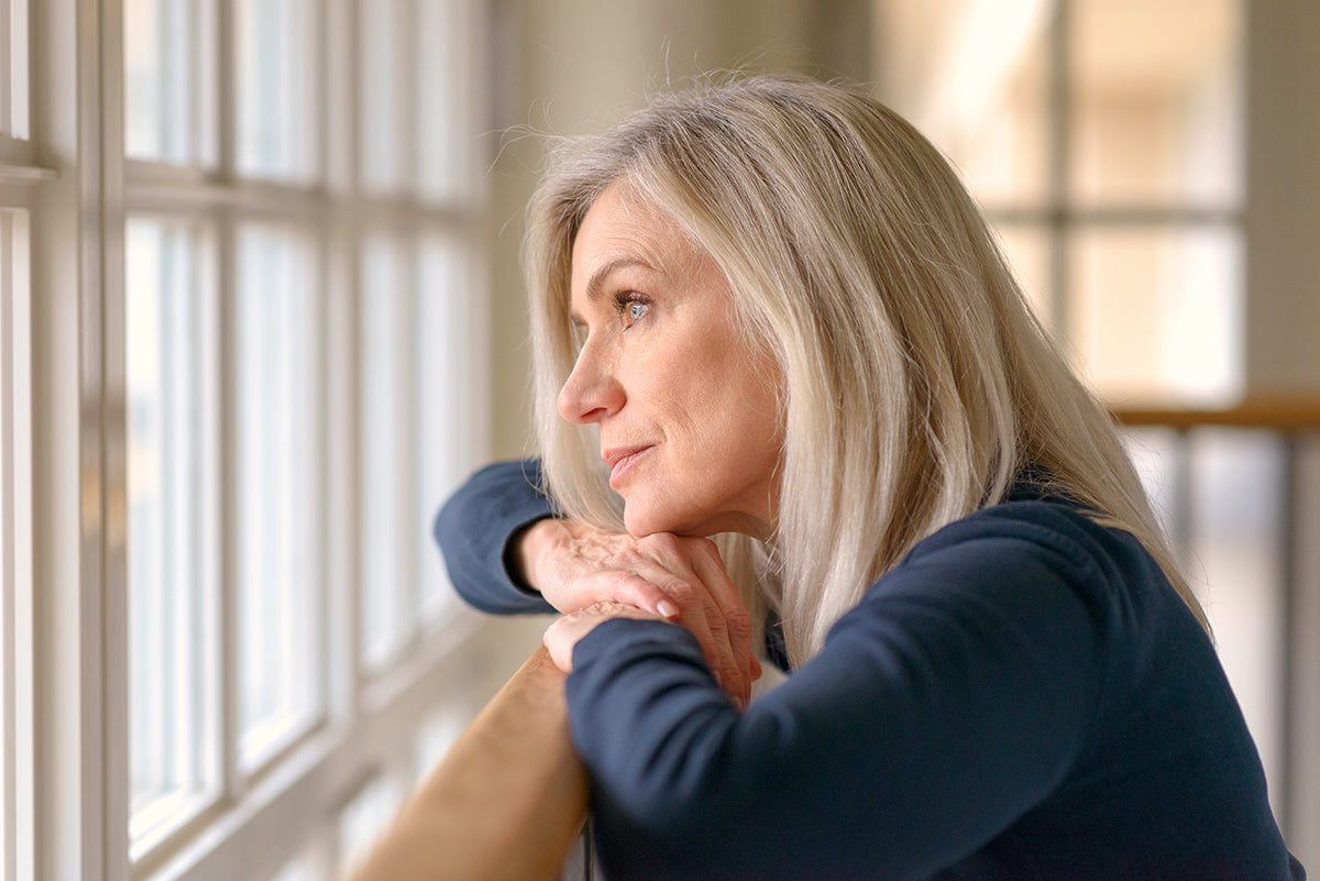Why Women Over 40 Experience Depression