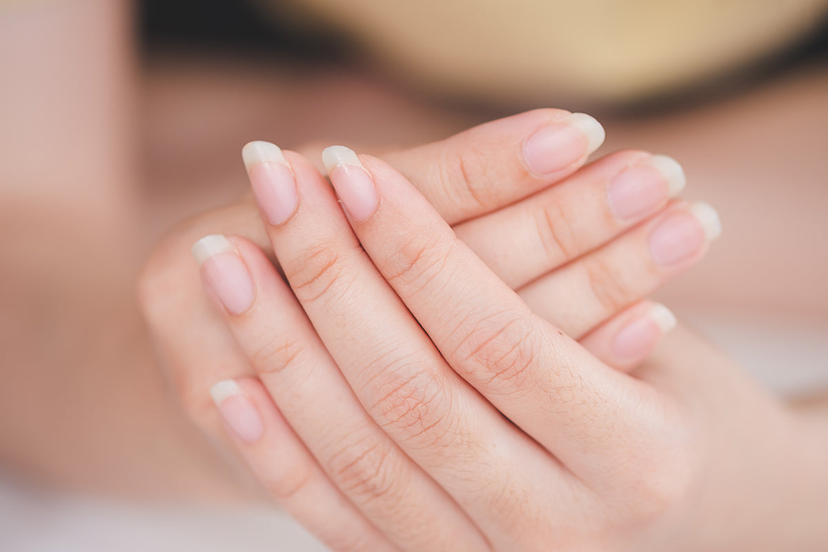 What Your Nails Say About Your Health \u2013 Smarter Nutrition