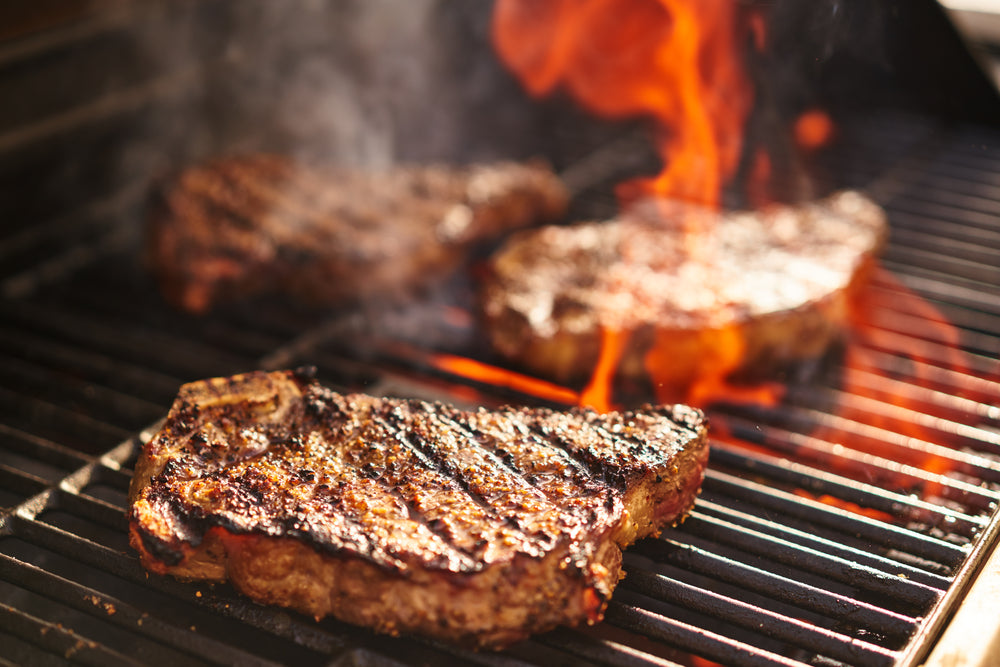 Why Grilling Meat is Not as Healthy as You Think