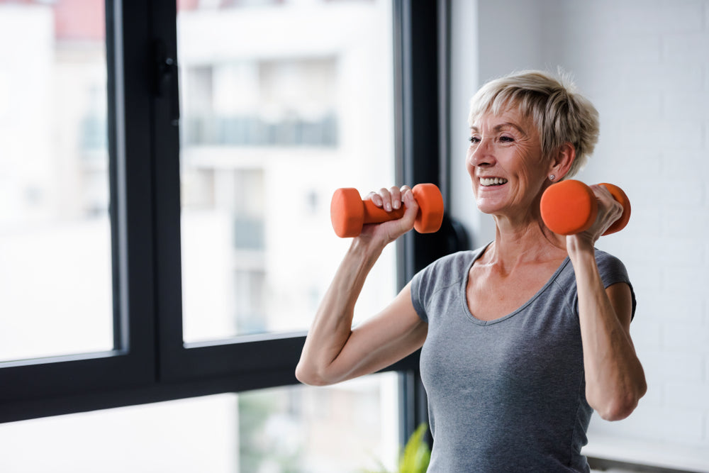 Build Strength at Any Age — Without Meat