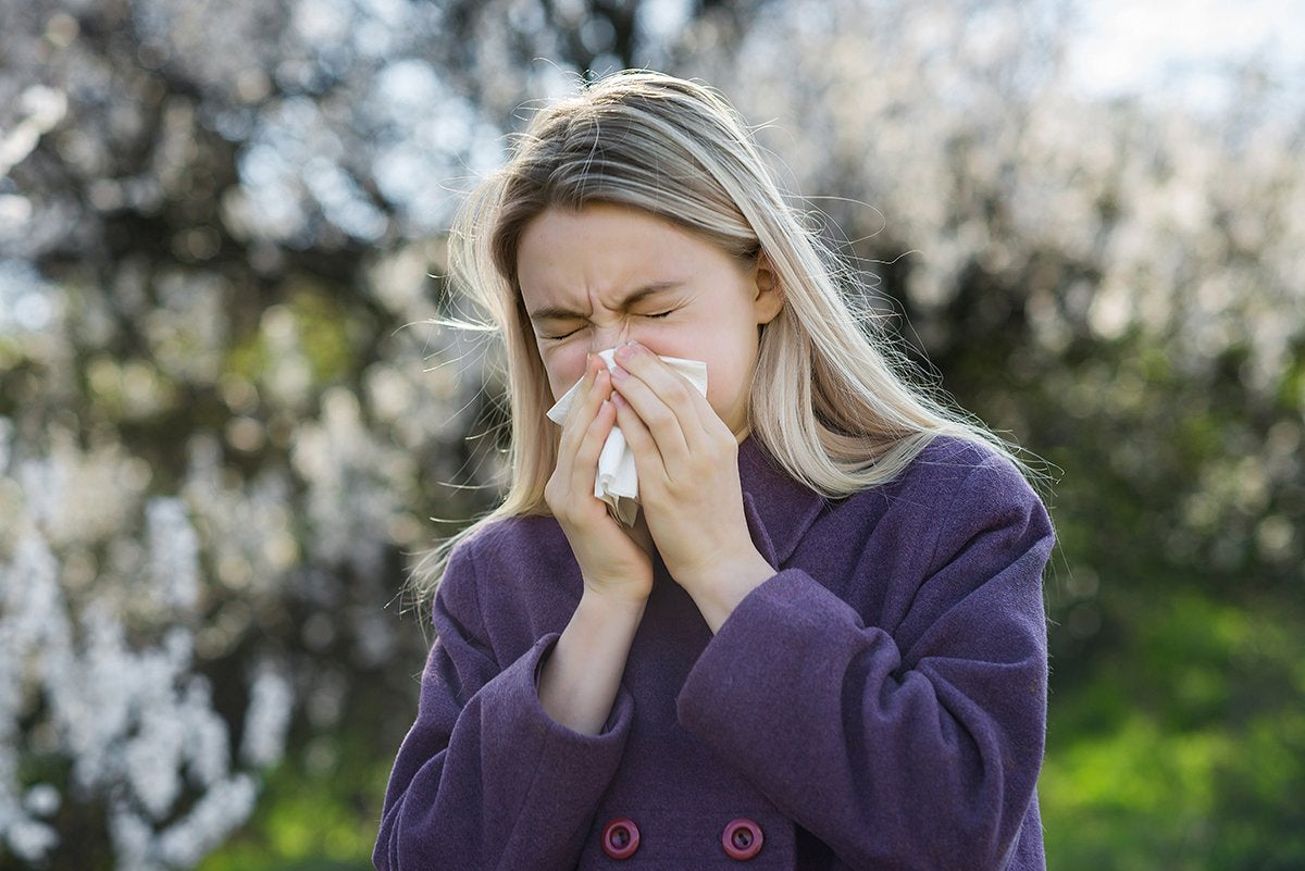 Foods to Keep Your Allergies at Bay