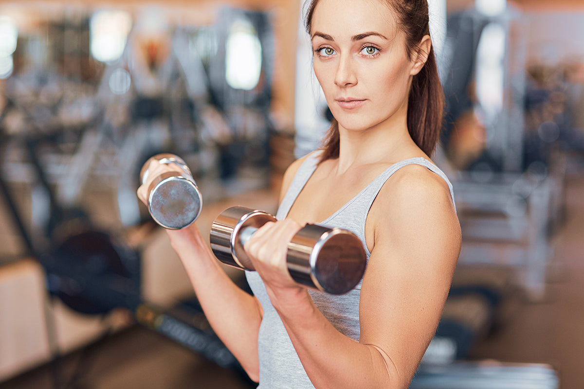 The Beginner's Upper Body Workout