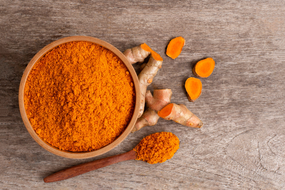 Inflammation Fighter Curcumin from Turmeric