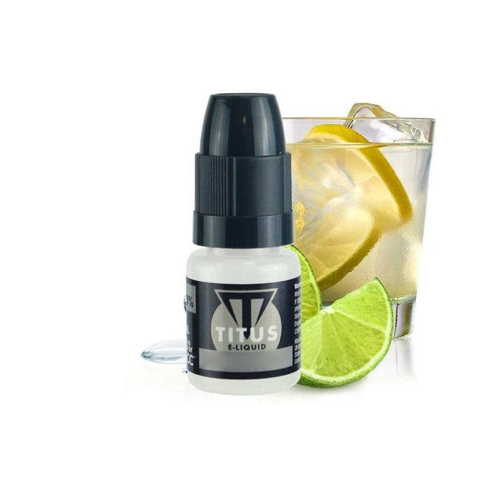 TECC Titus Lemon and Lime Ice 10ml E-Liquid