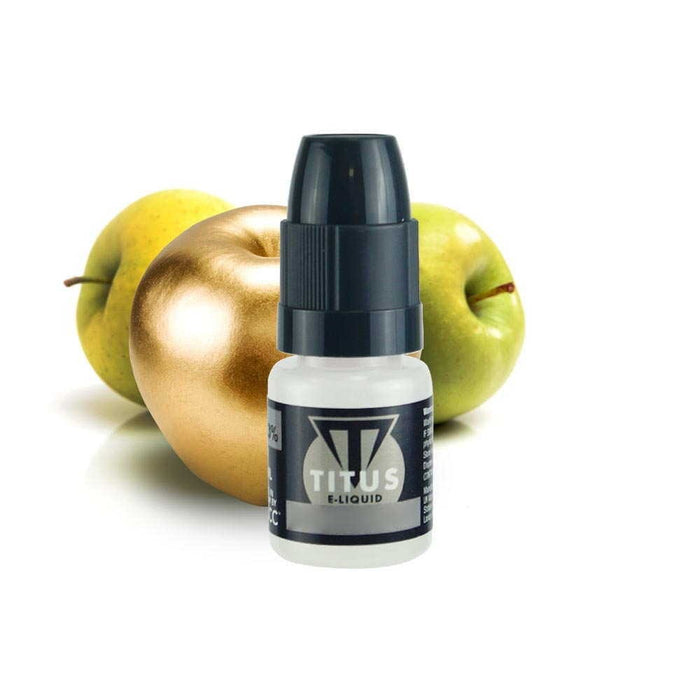 TECC Titus Golden Apple 10ml E-Liquid