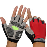 Men & Women's Sports 3D GEL Padded Anti-Slip Gloves