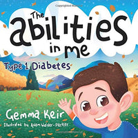 Type 1 Diabetes - Insulin Pen Children's Book