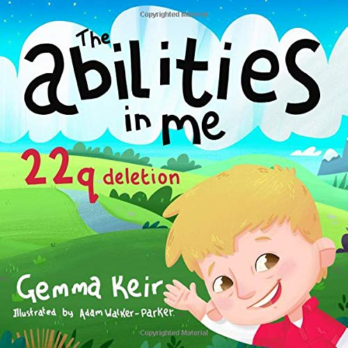 22q Deletion Children's Book