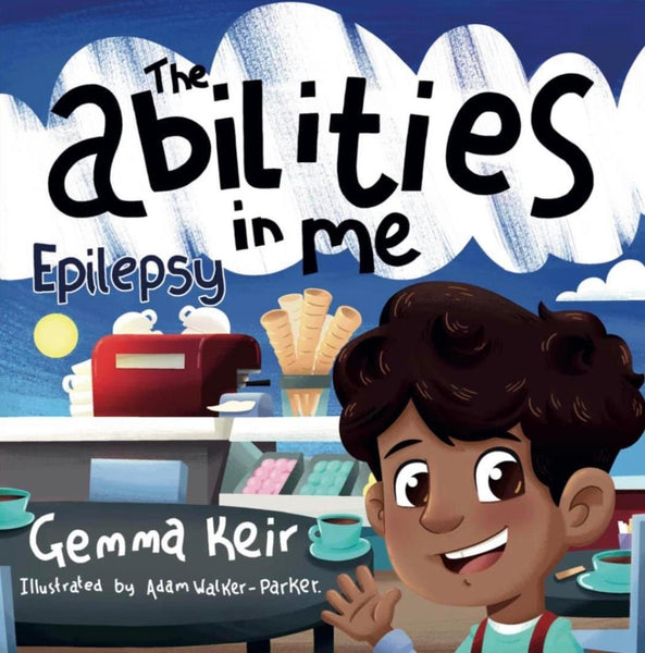 Epilepsy Children's Book