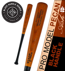 Pro Model Ash Pecan - Black Handle Series