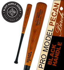 Pro Model Birch Pecan - Black Handle Series