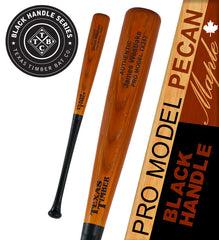 Pro Model Maple Pecan - Black Handle Series